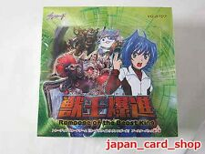 20318 AIR CardFight Vanguard Booster Box VG-BT07 Rampage of Beast King Sealed