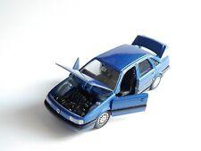 Volkswagen VW Passat 35i Limousine in blau blu bleu blue metallic, Schabak 1:43!