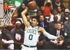 Jayson Tatum--Boston Celtics--5X7 Glossy Color Photo