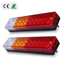 2 x LED Anhänger Rücklicht Rückleuchten Heckleuchte Anhängerleuchten Beleuchtung