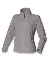 Abrigos y chaquetas de mujer de color principal gris de poliamida