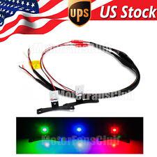 US STOCK Devil Demon Eyes Module LED Strips Projector Lens Headlights Retrofit