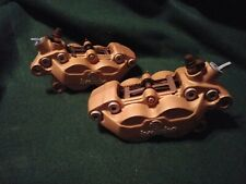 Ducati 748 916 ST2 ? Brembo Front Calipers Left Right street bike racing race