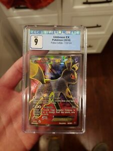 Umbreon EX 119 Full Art CGC 9