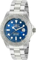 ~SALE~  Invicta 16402 Victory Cruise Lm Ed Qtz Pro Diver Silver w/Blue Dial