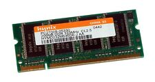 Mémoire ram 256MB PC2700 DDR333 nt256d64sh8bagm-6k