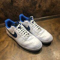 Nike Air Force 1 Low Penny Hardaway White Royal Men Sneakers size 18 630932-100