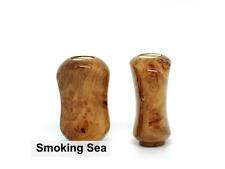 Ormosia Wood Fishing knob handle for Daiwa,Exist,Steez,SS SV,Shimano Stella,CQ