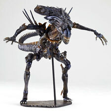 ALIEN SCI-FIRECOLTECK/ ALIEN QUEEN SERIES Xenomorph Warrior  Model Toy Doll 20cm