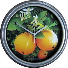 Handmade Glass Round Wall Clocks