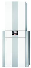 Wolf Gasbrennwert-Zentrale Gasheizung Heiztherme CGS-2-14/120 L mit Speicher