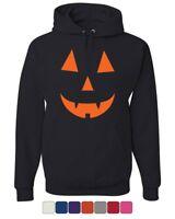 Jack O'Lantern Halloween Hoodie Funny Spooky Pumpkin
