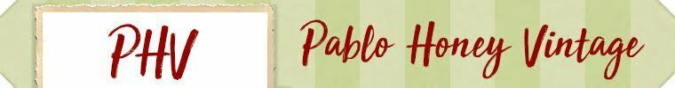 PabloHoneyVintage