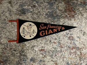 Rare - 1960's San Francisco Giants Pennant... - Excellent Condition