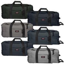 Eastpak Leatherface M Trolley Reisetasche Tasche Koffer EK13B Rollen 61 Liter