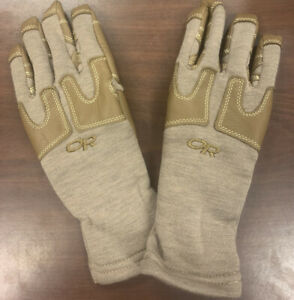 Outdoor Research FR Swoop Liner Gloves Flame Resistant Gloves Medium