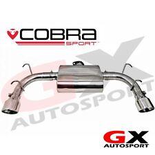MZ06 Cobra Sport Mazda MX5 (NC) 05-14 Rear Exhaust (Road Type - Quieter)