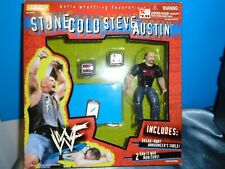 WWF Stone Cold Steve Austin Set Jakks