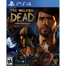 The Walking Dead: The Telltale Series: A New Frontier PS4 [Factory Refurbished]
