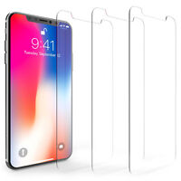3Pcs Ultra Thin Screen Protector Film Guard Protection For The Apple iPhone X