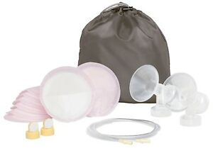 Medela Pump In Style Advanced Breast Pump Double Pumping Accessory Kit NEW