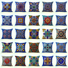 US Seller- 20pcs wholesale furniture cushion covers Mexican Spanish talavera