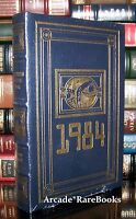 Orwell, George NINETEEN EIGHTY FOUR 1984 Easton Press 1st Edition