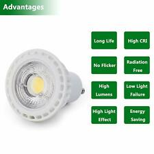 LED GU10 Energy Saving Light Bulb Spotlight Lightbulb High Power Lamp A+