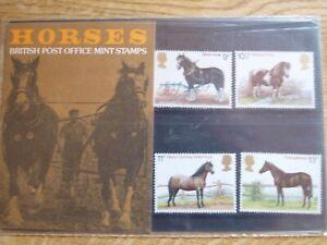 GB Presentation Pack 102 Horses