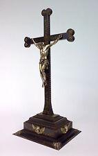 Croix avec Corpus Christi fer argent de 1800