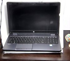 HP ZBook 15 15.6in (500GB + 32GB / i7-4800MQ 2.7GHz / 16GB) GAMING NVIDIA K2100M