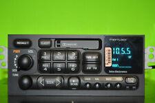 Chevy Camaro Blazer 98 99 00 01 factory cassette player radio OEM 15757172