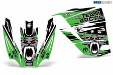 Graphic Kit Arctic Cat SnoPro Snow Pro Race Parts Sled Snowmobile Wrap Decal AR