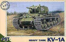 PST 1/72 KV-1A HEAVY TANK # 72013
