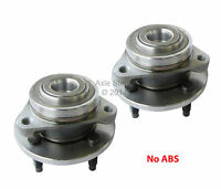 New Front Wheel Hub Bearing Assembly Left or Right with Warranty NT515072 No ABS