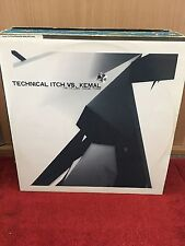"""Technical Itch vs. Kemal The Calling / Signal Trace 12"""" Moving Shadow 2002"""