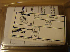 GENESIS SIGNAL MASTER G1M - LG Fire Alarm system NEW IN PACKAGE