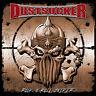 DUSTSUCKER - Rock 'n' Roll Sniper CD 2004 Dirty High Energy Rock'n'Roll