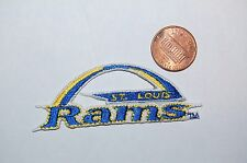 "St. Louis Rams 2 3/4"" Patch 1995-1999 Primary Logo Football"