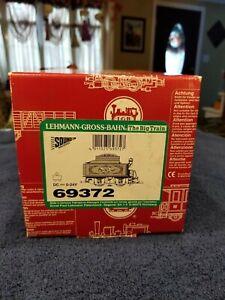 LGB 69372 Christmas Motorized Sound Tender NEW