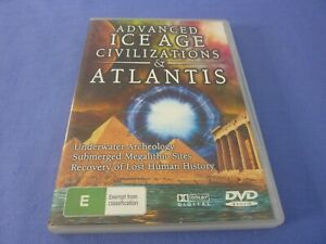 Advanced Ice Age Civilizations and Atlantis DVD Region 0 Free Tracked Postage