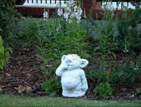 Troll 34cm Skulptur Design Figur Statue Garten Figuren Statuen Skulpturen 101013
