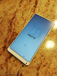 Xiaomi Mi Mix 2S weiss, DUAL SIM, 6 GB RAM, 128 GB ROM