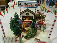 "Lemax Village Christmas Collection ""Frosty Christmas Tree"""