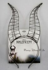 Disney Sleeping Beauty Maleficent Wire Horn Costume Cosplay Dress Up Headband