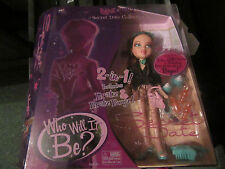 BRATZ SECRET DATE MEYGAN WITH MYSTERY BOY.