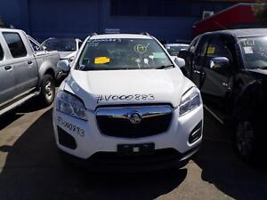 HOLDEN TRAX 2016 VEHICLE WRECKING PARTS ## V000883 ##