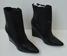 Vero Cuoio Damen Stiefel Schuhe Stiefeletten Boots Schwarz Größe 40