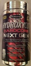 Muscletech Hydroxycut Next Gen Weight Loss Tabs, 100 caps (Expires 16/11/20)