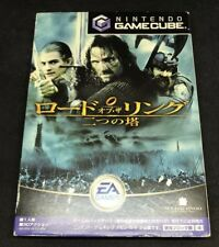 Lord Of The Rings For Japanese GameCube *USA SELLER*